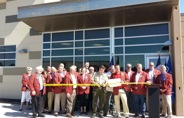 Clay County Jail Opens