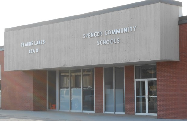 Spencer Schools Part Time Staffing Changes
