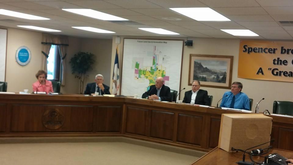 Clay County Supervisor Forum