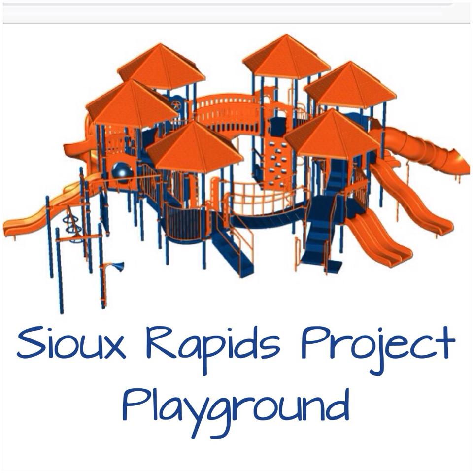 Sioux Rapids Project Playground