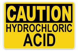 Storm Lake Acid Leak