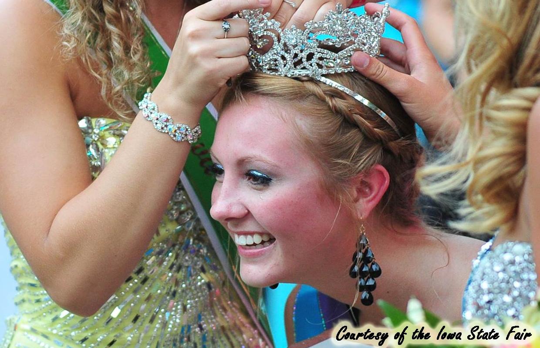 CCF Queen Wins State Fair Queen Crown